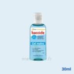 Baccide Gel Mains Désinfectant Sans Rinçage 30ml à LYON
