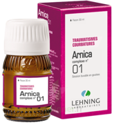 Lehning Arnica Complexe N° 1 Solution Buvable En Gouttes Fl/30ml à LYON