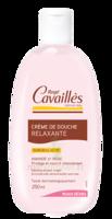 Rogé Cavaillès Crème De Douche Beurre D'amande Et Rose 250ml à LYON
