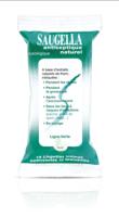 Saugella Antiseptique Lingette Hygiène Intime Paquet/15 à LYON