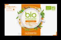 Nutrisanté Infusions Bio Tisane Digestion 20 Sachets à LYON