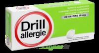 Drill 10 Mg Comprimés à Sucer Allergie Cétirizine Plq/7 à LYON