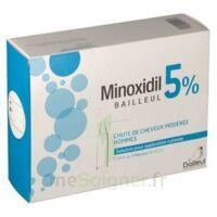 Minoxidil Bailleul 5 % Solution Pour Application Cutanée 3 Fl/60ml à LYON