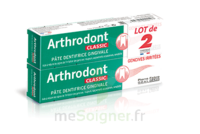 Pierre Fabre Oral Care Arthrodont Dentifrice Classic Lot De 2 75ml à LYON