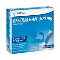 Efferalgan 500 Mg Glé En Sachet Sach/16 à LYON