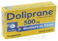 Doliprane 500 Mg Comprimés 2plq/8 (16) à LYON