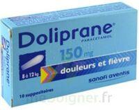 Doliprane 150 Mg Suppositoires 2plq/5 (10) à LYON