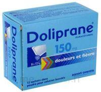 Doliprane 150 Mg Poudre Pour Solution Buvable En Sachet-dose B/12 à LYON