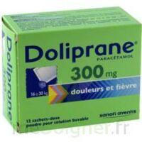 Doliprane 300 Mg Poudre Pour Solution Buvable En Sachet-dose B/12 à LYON