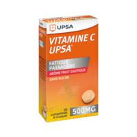 Vitamine C Upsa 500 Mg Fruit Exotique, Comprimé à Croquer à LYON