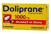 Doliprane 1000 Mg Comprimés Plq/8 à LYON
