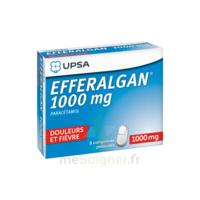 Efferalgan 1000 Mg Comprimés Pelliculés Plq/8 à LYON