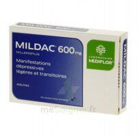 Mildac 600 Mg, Comprimé Enrobé à LYON