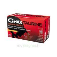 Gmax-taurine+ Solution Buvable 30 Ampoules/2ml à LYON