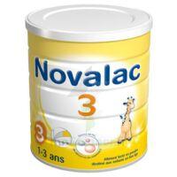 Acheter NOVALAC 3 Lait de croissance B/800g à LYON