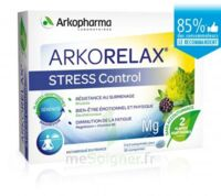 Arkorelax Stress Control Comprimés B/30 à LYON