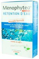 Menophytea Silhouette Retention D'eau 45 Ans +, Bt 30 à LYON