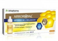 Arkoroyal Défenses Naturelles Gelée Adulte 7 Doses/10ml à LYON
