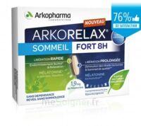 Acheter Arkorelax Sommeil Fort 8H Comprimés B/15 à LYON