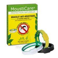 Mousticare Bracelet, Jaune - Vert  à LYON