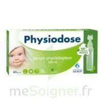 Acheter Physiodose Solution Sérum physiologique 40 unidoses/5ml PE Végétal à LYON