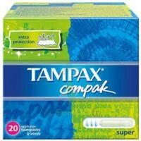 Tampax Compak Super X 20 à LYON