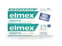 Elmex Sensitive Dentifrice, Tube 75 Ml, Pack 2 à LYON