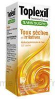 Toplexil 0,33 Mg/ml Sans Sucre Solution Buvable 150ml à LYON