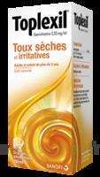 Toplexil 0,33 Mg/ml, Sirop 150ml à LYON