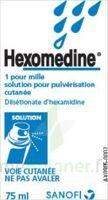 Hexomedine 1 Pour Mille, Solution Pour Pulvérisation Cutanée En Flacon Pressurisé à LYON