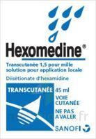 Hexomedine Transcutanee 1,5 Pour Mille, Solution Pour Application Locale à LYON