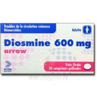 Diosmine Arrow 600 Mg, Comprimé Pelliculé à LYON