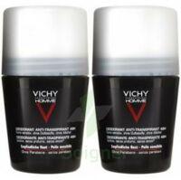 Vichy Anti-transpirant Homme Bille Anti-trace 48h Lot à LYON