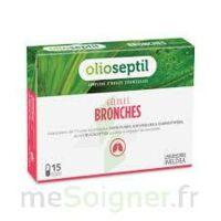 Olioseptil Bronches 15 Gélules à LYON