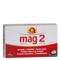 Mag 2 100 Mg, Comprimé  B/120 à LYON
