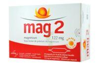 Mag 2 122 Mg S Buv En Ampoule Sans Sucre édulcoré à La Saccharine Sodique 30amp/10ml à LYON