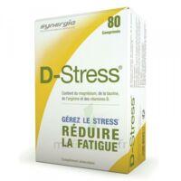 D-stress, Boite De 80 à LYON