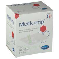 Medicomp® Compresses En Nontissé 7,5 X 7,5 Cm - Pochette De 2 - Boîte De 25 à LYON