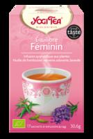 Yogi Tea Equilibre Feminin à LYON