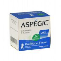 Aspegic 500 Mg, Poudre Pour Solution Buvable En Sachet-dose 30 à LYON