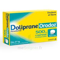 Dolipraneorodoz 500 Mg, Comprimé Orodispersible à LYON