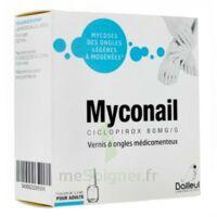 Myconail 80 Mg/g, Vernis à Ongles Médicamenteux à LYON
