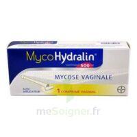 Mycohydralin 500 Mg, Comprimé Vaginal à LYON