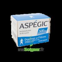 Aspegic 500 Mg, Poudre Pour Solution Buvable En Sachet-dose 20 à LYON