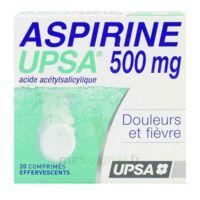 Aspirine Upsa 500 Mg, Comprimé Effervescent à LYON