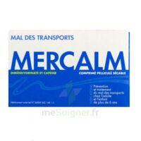 Mercalm, Comprimé Pelliculé Sécable à LYON
