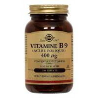 Solgar Vitamine B9 (acide Folique) 400 µg Tablets à LYON