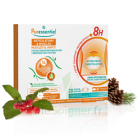 Puressentiel Articulations & Muscles Patchs Chauffants Articulations & Muscles Aux 14 Huiles Essentielles Bas Du Dos - 2 Patchs à LYON