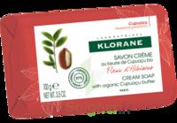Acheter Klorane Savon crème au beurre de cupuaçu et à la fleur d'hibiscus à LYON