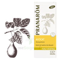 Pranarom Huile Végétale Bio Avocat à LYON